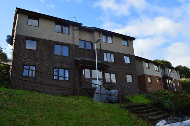 Thumbnail Flat to rent in Tulloch Court, Cowdenbeath, Fife