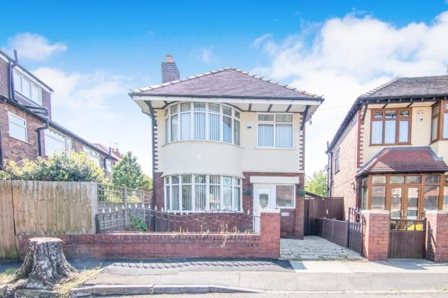 Thumbnail Detached house for sale in Brooklands Avenue, Waterloo, Liverpool, Merseyside
