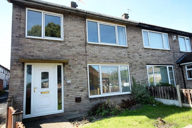 Thumbnail Semi-detached house to rent in Silkstone View, Hoyland, Barnsley