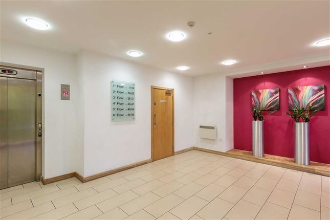 Reception Area of St. James Court West, Accrington BB5