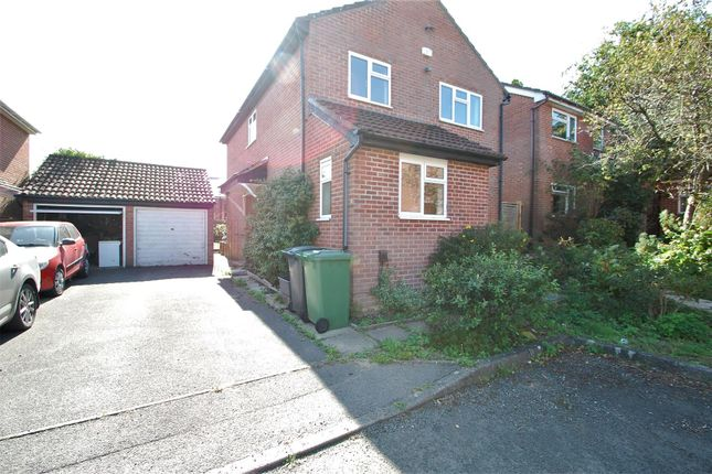 Thumbnail Detached house to rent in Larcombe Road, Petersfield