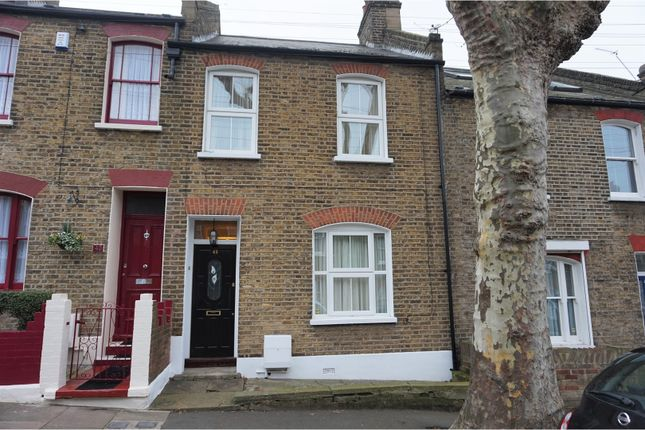 Thumbnail Terraced house for sale in Lucas Street, London