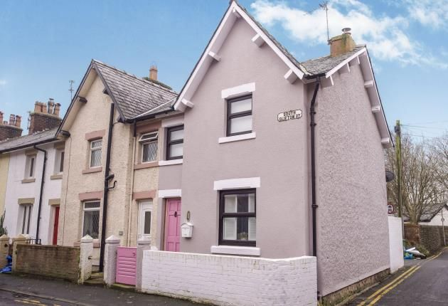 Thumbnail End terrace house for sale in South Clifton Street, Lytham St. Annes, Lancashire