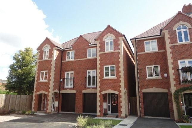 Thumbnail Property to rent in Elms Tree Gardens, Elms Road, Stoneygate, Leicester