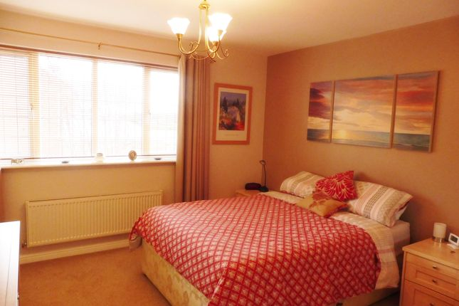 Master Bedroom of Windmill Court, Wombwell S73