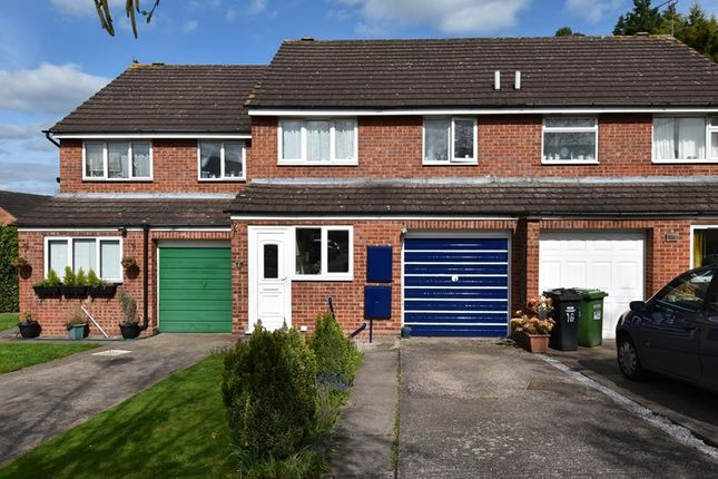 Thumbnail Terraced house for sale in Westbury Avenue, Droitwich