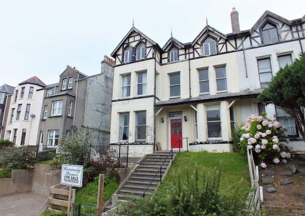 Thumbnail Terraced house for sale in Lincluden, Glenview Terrace, Port Erin