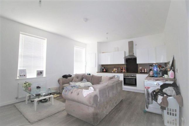 Thumbnail Flat to rent in Sale Road, Manchester