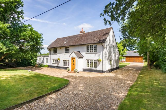 Thumbnail Detached house for sale in Hightown Road, Hightown, Ringwood