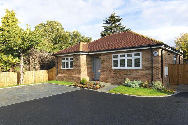 Thumbnail Detached bungalow for sale in Harriotts Lane, Ashtead