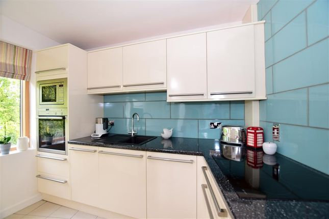 Thumbnail Flat for sale in Gibson Drive, Kings Hill, West Malling, Kent
