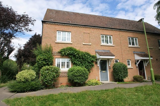 Thumbnail Semi-detached house for sale in Hurn Grove, Bishop's Stortford