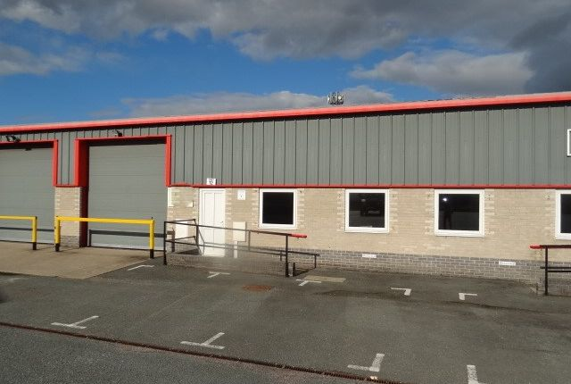 Thumbnail Industrial to let in River Lane, Saltney
