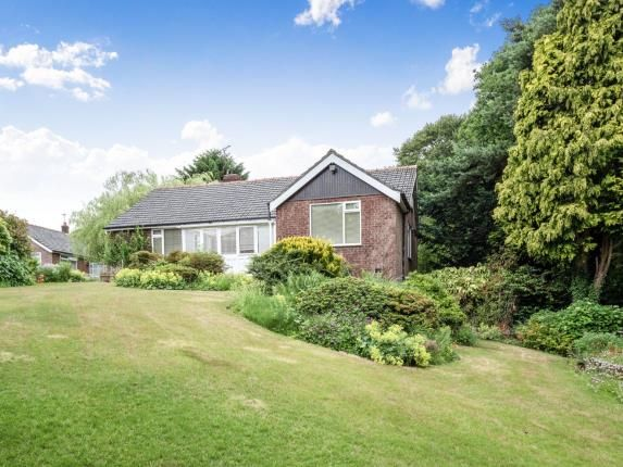 Thumbnail Bungalow for sale in Francis Avenue, Worsley, Manchester, Greater Manchester