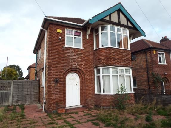 Thumbnail Detached house for sale in Wollaton Road, Beeston, Nottingham
