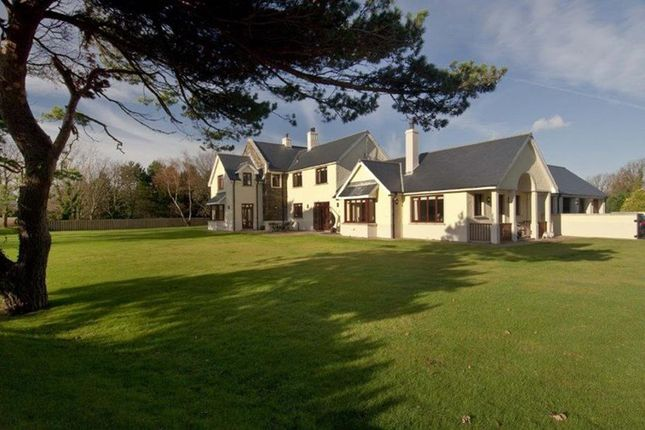 Thumbnail Country house for sale in The Garey, Garey, Ramsey, Isle Of Man