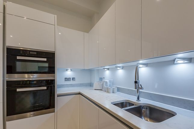 Kitchen of Rainville Road, London W6