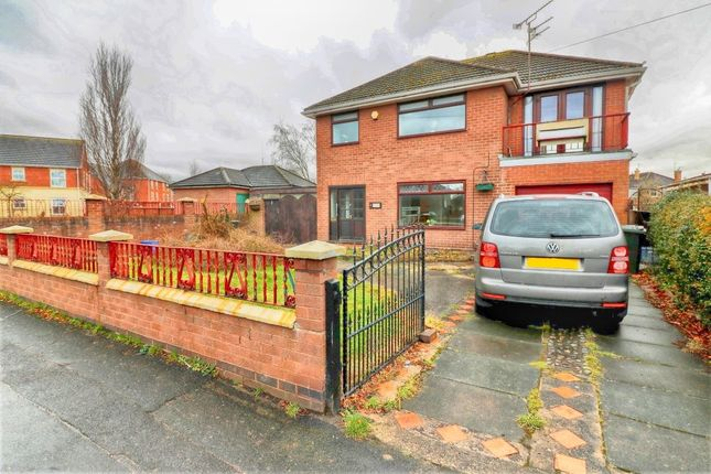 Thumbnail Detached house to rent in Chester Road, Whitby, Ellesmere Port