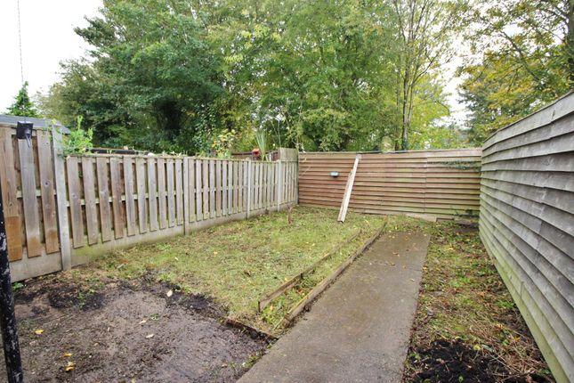 Rear Garden of Harlech Close, Bransholme, Hull, East Yorkshire HU7