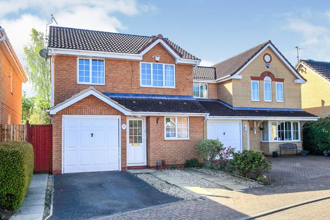 3 bed detached house for sale in Kilverstone, Werrington, Peterborough PE4
