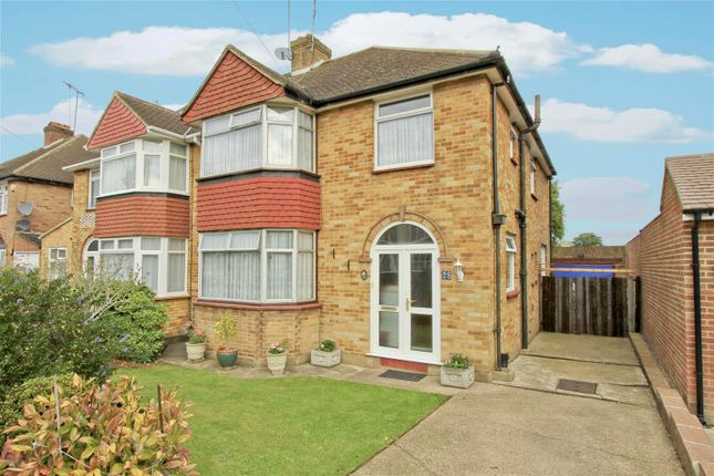 3 bed semi-detached house for sale in Greystoke Avenue, Pinner