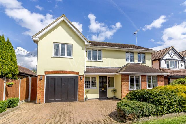 Thumbnail Detached house for sale in Rye Walk, Ingatestone