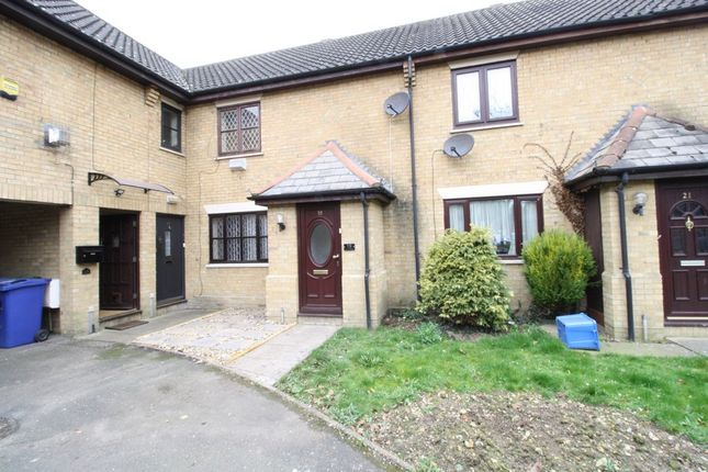 Thumbnail Terraced house to rent in Church Hollow, Purfleet