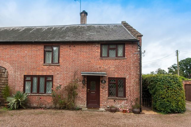 Thumbnail Semi-detached house for sale in London Road, Strete Ralegh, Exeter