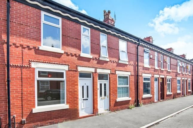 Thumbnail Terraced house for sale in Middleham Street, Manchester, Greater Manchester