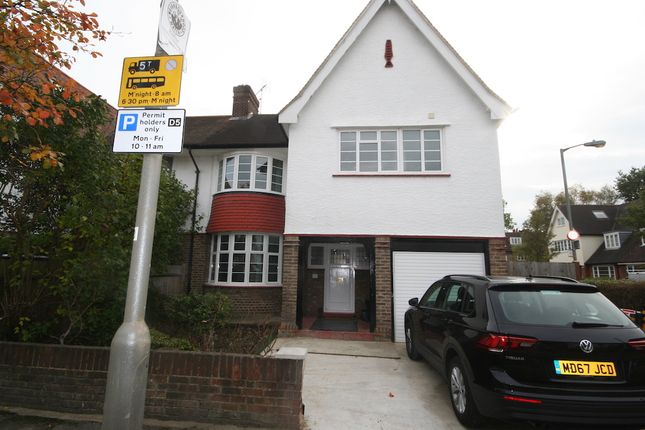 Thumbnail Semi-detached house to rent in Burcote Road, Wandsworth, London