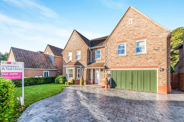 Thumbnail Detached house for sale in St. Bega's Glade, Hartlepool