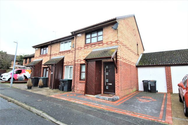 Thumbnail Semi-detached house to rent in Farley Road, Gravesend