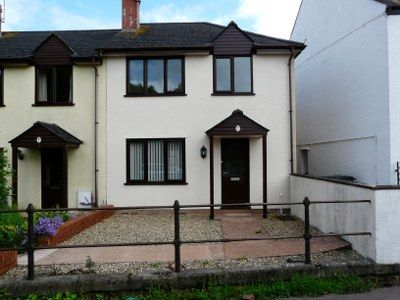 Semi-detached house to rent in O'clock Mews, Rockwell Green, Wellington