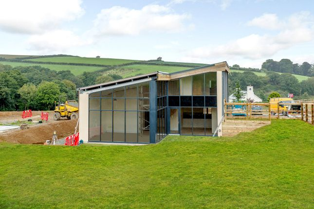 Thumbnail Barn conversion for sale in Warracott Farm Barns, Chillaton, Lifton, Devon