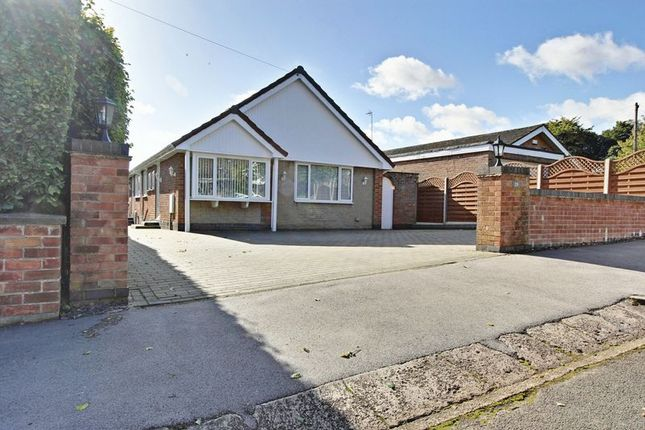 Thumbnail Detached bungalow for sale in The Fairway, West Ella, Hull