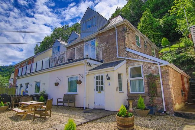 Thumbnail End terrace house for sale in 3 Wye Valley Lodge, Symonds Yat, Ross-On-Wye