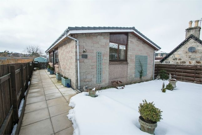 Thumbnail Detached bungalow for sale in School Road, Braemar, Ballater, Aberdeenshire