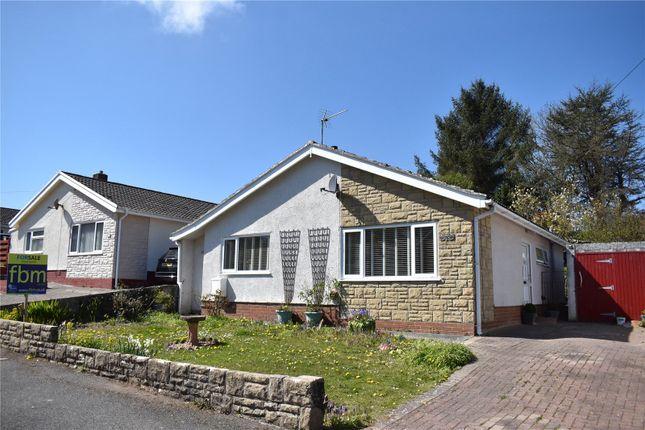 Thumbnail Bungalow for sale in Grove Drive, Pembroke, Pembrokeshire