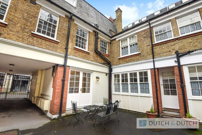 Thumbnail Detached house for sale in Spring Mews, Marylebone, London