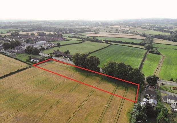 Thumbnail Land for sale in Parkgate Road, Parkgate, Templepatrick, County Antrim