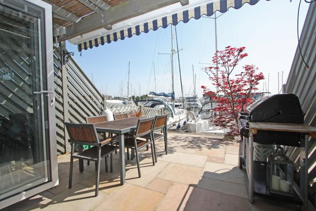 Thumbnail Terraced house for sale in Bryher Island, Port Solent, Portsmouth