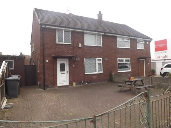 3 bed semi-detached house for sale in Naylor Avenue, Golborne, Warrington, Greater Manchester