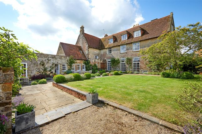 Thumbnail Detached house for sale in Woodend, Towcester, Northamptonshire