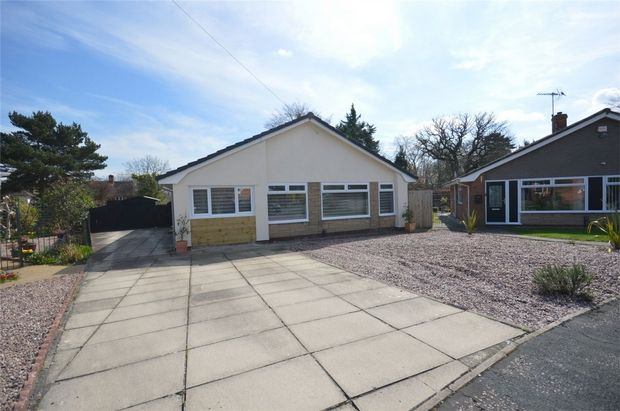 Thumbnail Detached bungalow for sale in Finstall Road, Spital, Merseyside