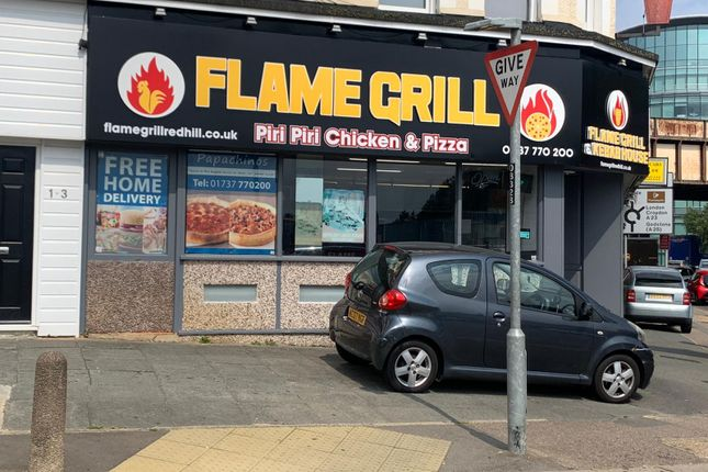 Thumbnail Restaurant/cafe to let in Brighton Road, Redhill