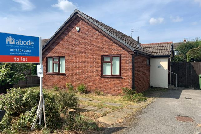 Thumbnail Bungalow to rent in Bull Cop, Formby, Liverpool