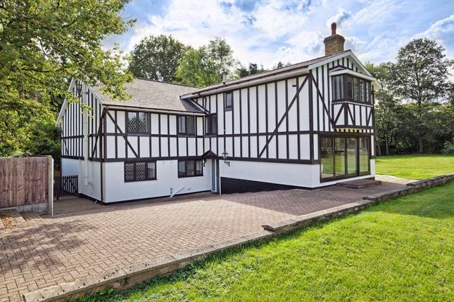 Thumbnail Detached house for sale in Woollensbrook, Hoddesdon, Herts