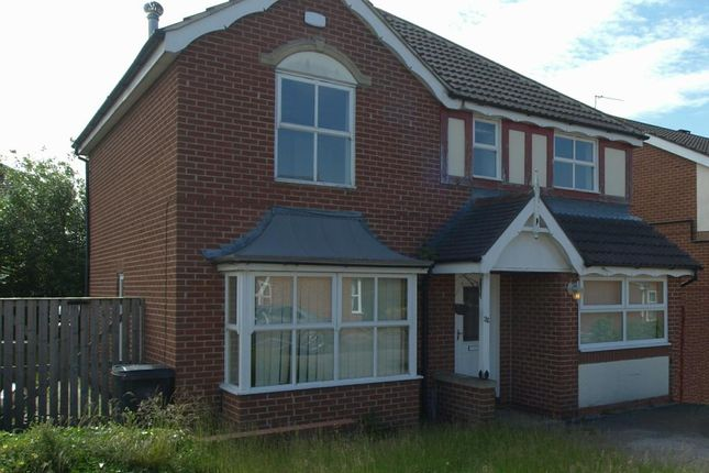 Thumbnail Detached house to rent in Wellesley Close, York