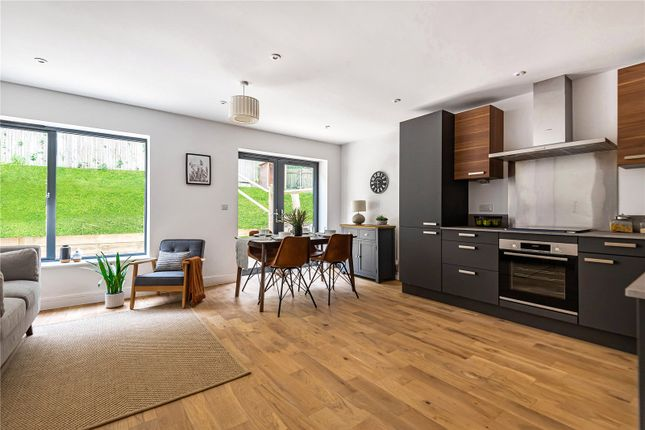 Thumbnail Terraced house for sale in Whiteway Close, 167 Springvale Road, Kings Worthy, Winchester