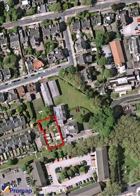 Thumbnail Land for sale in Land Adjacent Fairfield House, Churchfield, Barnsley